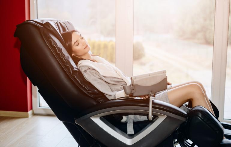 main of Fall into Comfort with the Perfect Massage Chair