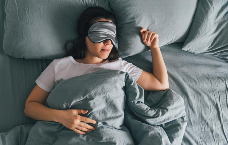 main of Why you should own a sleeping mask