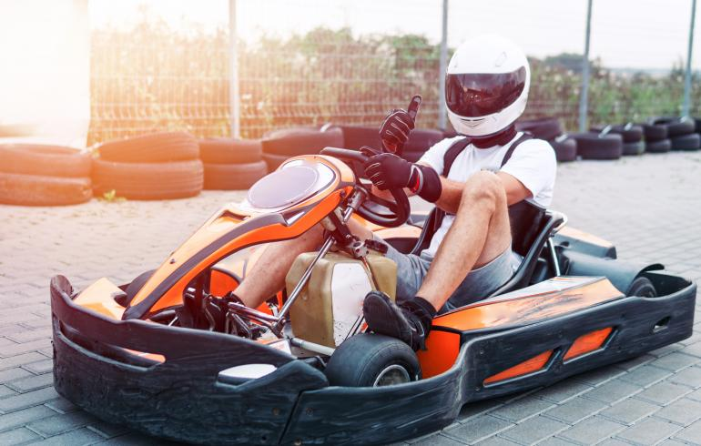 main of Enhance Your Hobbies By Picking Up a Go Kart