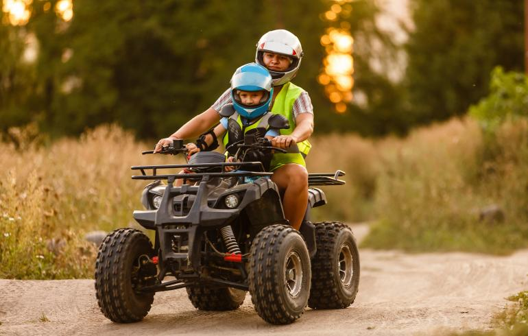 main of An ATV Ride Is One Of the Most Exciting Hobbies You Can Participate In