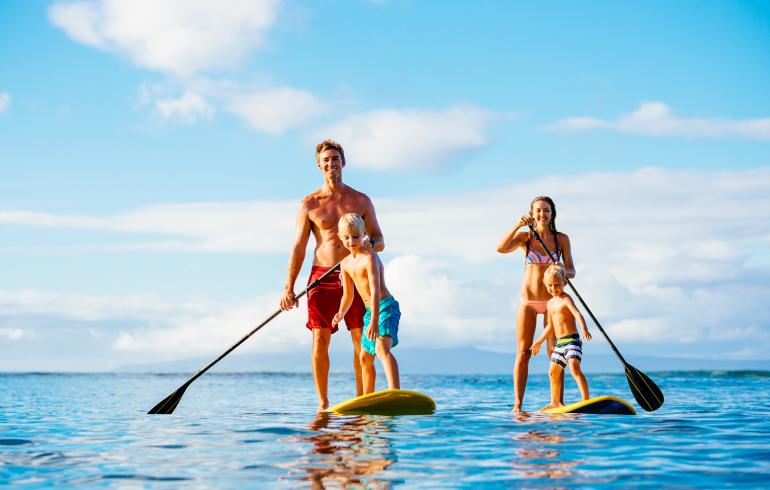 main of Looking For A New Water Activity? It\'s Time for Paddleboarding