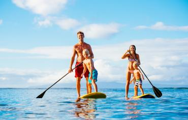 thumbnail of Looking For A New Water Activity? It's Time for Paddleboarding