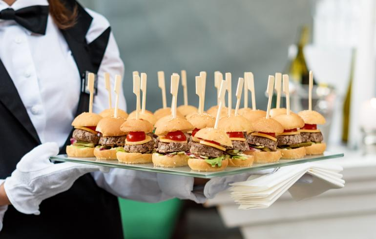main of The Right Catering Service Enhances Any Event