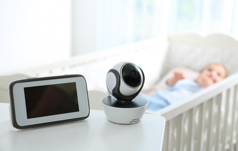main of A Baby Monitor Is an Important Piece of Parenting Equipment (goods)