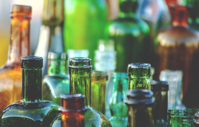 main of Glass Bottles Continue To Have a Place In Our Modern World