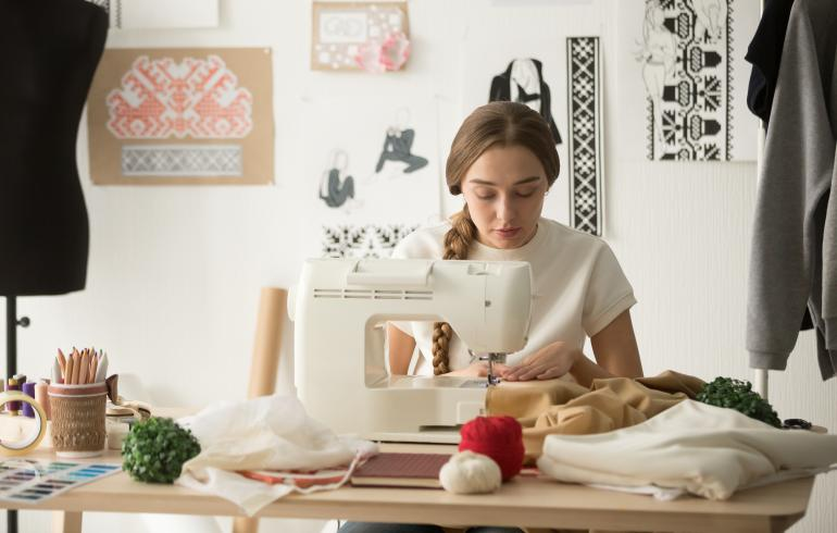 main of The Best Sewing Machines Allow For Your Creativity to Come Out
