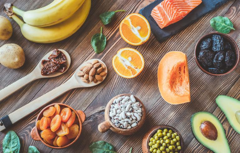 main of High Potassium Foods Have Numerous Health Benefits