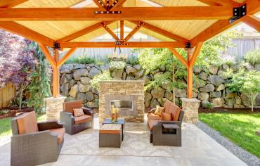 thumbnail of The Right Patio Furniture Can Make or Break a Backyard