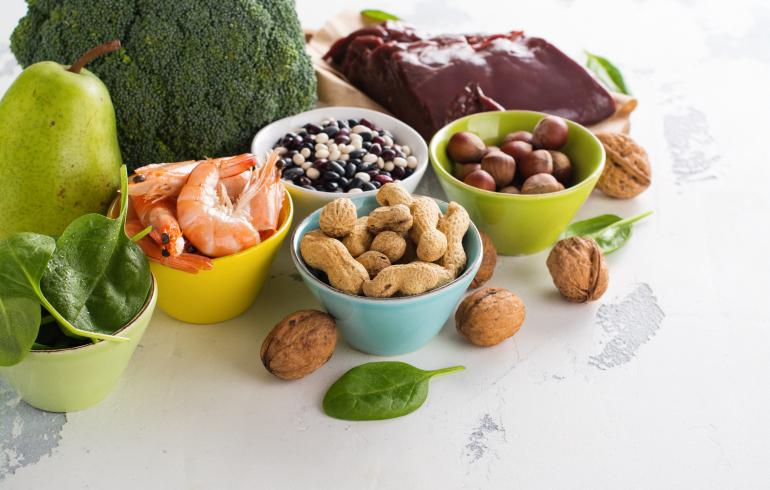 main of New Cell Production is Enhanced Through The Use of Folic Acid