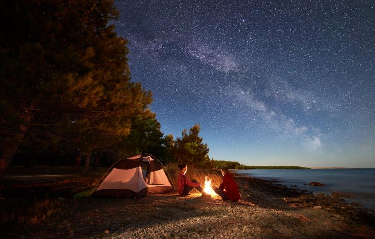 main of Never Go Camping Without Every Item On Your Checklist