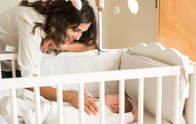 main of Buying a Good Crib Ensures A Happy And Safe Baby