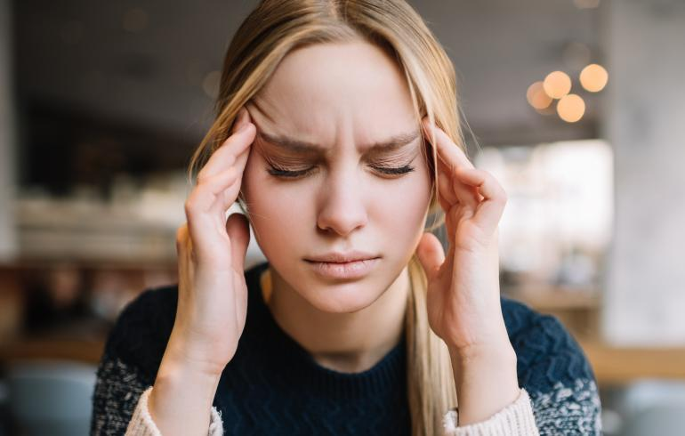 main of Migraines Range In Severity But Are Never Pleasant