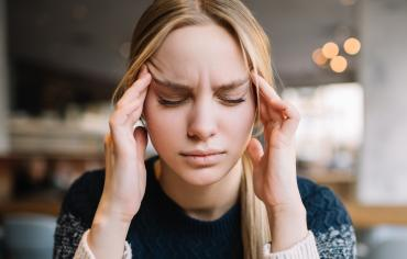 thumbnail of Migraines Range In Severity But Are Never Pleasant