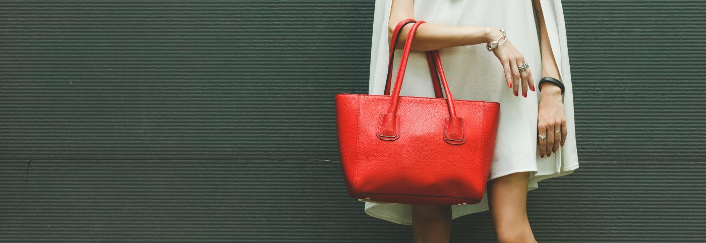 banner of A Good Handbag Helps Complete Any Outfit