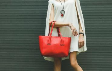 thumbnail of A Good Handbag Helps Complete Any Outfit
