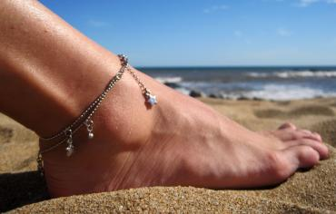 thumbnail of Anklets: A Fashion Statement that Transcends Time
